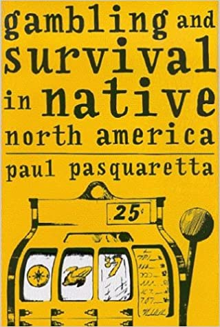 Gambling and survival in native north america m casino jobs