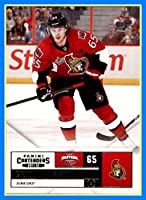 2011-12 Panini Contenders NHL Hockey Card #65 Erik Karlsson ottawa senators defensemen