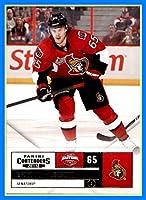 2011-12 Panini Contenders NHL Hockey Card #65 Erik Karlsson ottawa senators defensemen