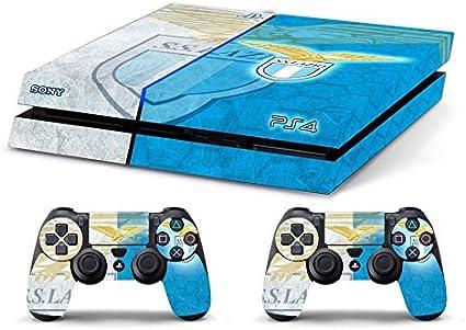 Skin PS4 SS LAZIO ULTRAS CALCIO - limited edition DECAL COVER ADHESIVO playstation 4 SONY BUNDLE: Amazon.es: Videojuegos