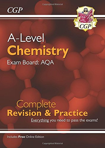New A-Level Chemistry for 2018: AQA Year 1 & 2 Complete Revision & Practice with Online Edition ebook
