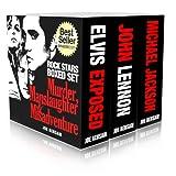Rock Stars Boxed Set...Murder, Manslaughter and Misadventure: The Lives and Deaths of John Lennon, Michael Jackson & Elvis Presley