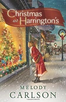 Christmas at Harrington's by [Carlson, Melody]