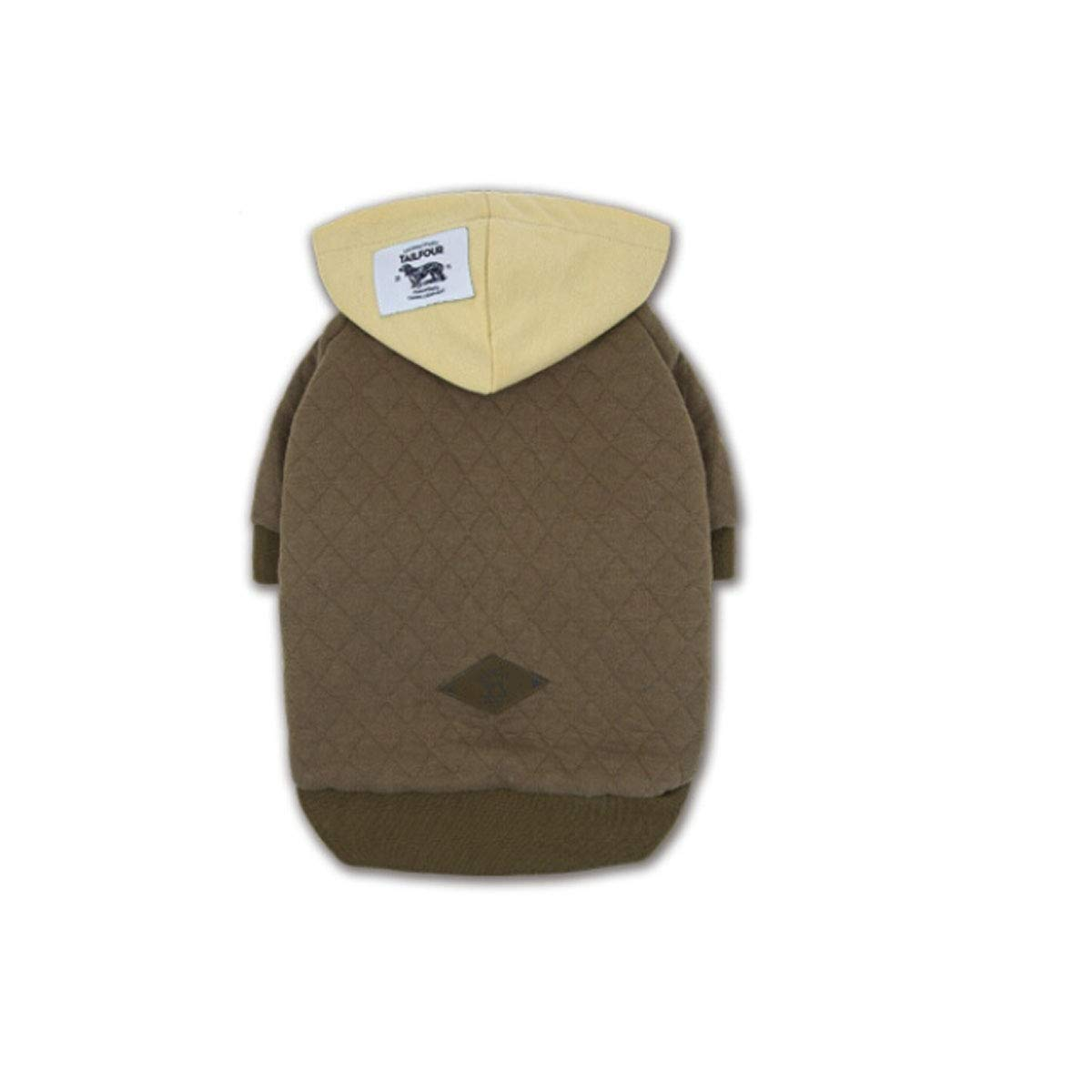 Number10 S Number10 S Haoyushangmao Winter New Teddy Cotton Coat Pet Dog Clothes Small Dog Cotton Jacket Double-Sided Cotton Vest Cat SN8250 TFCLO001402 XS Fashion (color   Number10, Size   S)