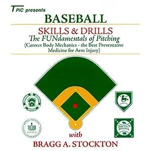 Baseball Skills and Drills 6Video Series DVD
