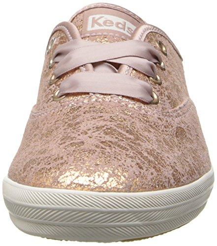 d81b0c252d6d Keds Women s Champion Metallic Leather Fashion Sneaker