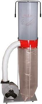 Holzmann – Aspirador de – Astillas de madera 300 L con cartucho de filtración 400 V – 1100 W abs2500ff-400 V: Amazon.es: Bricolaje y herramientas