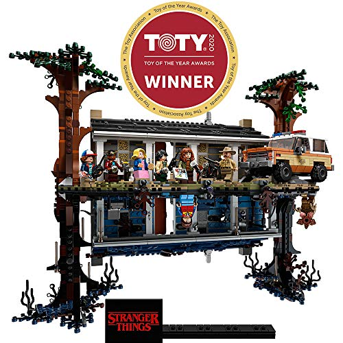 LEGO Stranger Things The Upside Down 75810 Building Kit (2