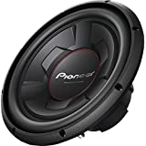 Pioneer 12 1300W Peak Single 4-Ohm Champion Series Component Car Audio Subwoofer