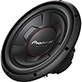 Pioneer 12'' 1300W Peak Single 4-Ohm Champion Series Component Car Audio Subwoofer