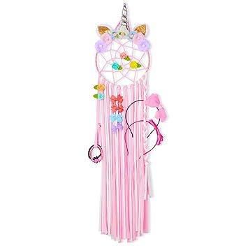 23/'/' Girs Baby Kid Hair Bow Holder Hanger Hair Clips Storage Organizer Home HI