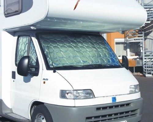 Brunner Campingbedarf Thermomatten-Set für VW Caddy mit 1 Schiebefenster, 33776