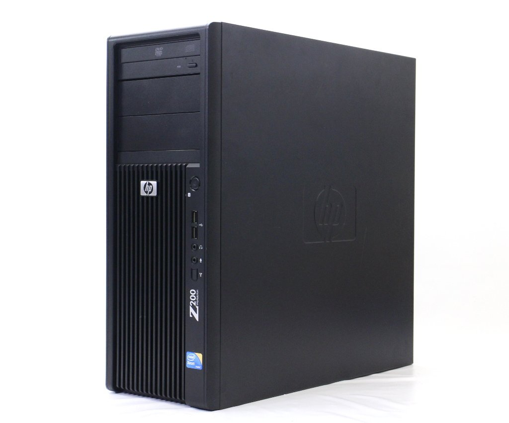 品質検査済 【中古】 hp DVD-ROM Z200 CMT 320GB CMT VA206AV Xeon X3470 2.93GHz 8GB 320GB QuadroFX1800 DVD-ROM Windows7 Pro 64bit B07BS8ZD64, メジャースポーツ:b36d611f --- arbimovel.dominiotemporario.com