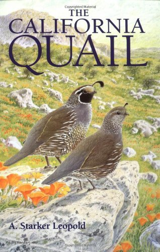 The California Quail by Leopold (1992-07-01) for sale  Delivered anywhere in USA