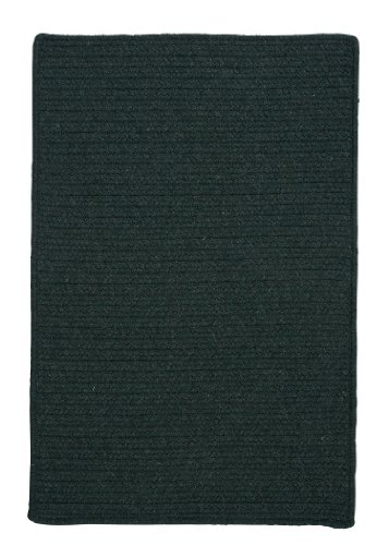 Courtyard Sample Swatch Area Rug, Cypress (Cypress Green Area Rugs)