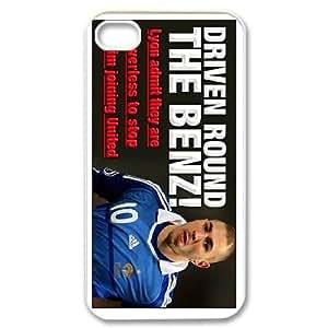 iPhone 4,4S Phone Case OLYMPIQUELYONNAIS SA82606