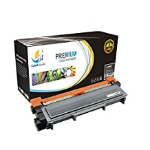 Catch Supplies Replacement TN660 High Yield Black Toner Cartridge |2,600 yield| Replaces Brother TN-660, compatible with the HL-L2300,L2320,L2340,L2360, DCP-L2500,L2520,L2540, MFC-L2700,L2720,L2740