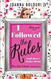 I Followed the Rules: Dating by the Book