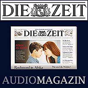 DIE ZEIT, October 29, 2015 Audiomagazin