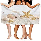 Gemao Beach Towel Beach Starfish Amazing Custom Personalized Microfiber Absorbent Print Picnic Mat