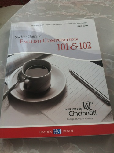 Download Student Guide to English Composition 101 & 102 ebook