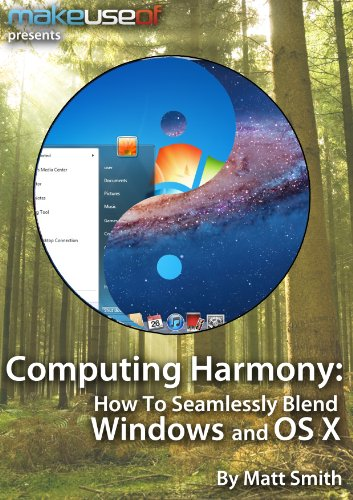 [PDF] Computing Harmony: Seamlessly Blend Windows and OS X Free Download | Publisher : MakeUseOf.com | Category : Computers & Internet | ISBN 10 : B0079Q09I6 | ISBN 13 :