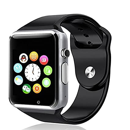 TNT Watch Phone Smart Android A1 Bluetooth IOS Samsung Sim GSM Mate Sports Camera IPhone Us