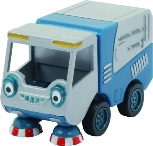 Brand New Diecast Vehicle in the Bob the Builder Take Along Series Bristle