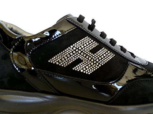 Hogan Black Black Hogan Women's Hogan Trainers Trainers Black Black Women's wqCUn5