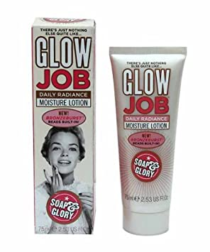 Soap and Glory Glow Job Daily Radiance Moisture Lotion by Soap And Glory