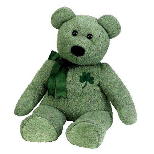 (Ty Beanie Buddy - Shamrock Large the Bear)
