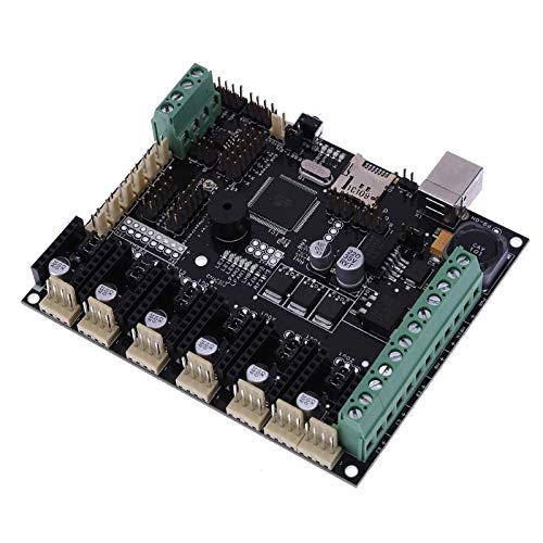 Zamtac 3D Printer Motherboard Megatronics V3 Control Board with Welding AD597 Chip USB 2.0 Full Speed Compatible by GIMAX (Image #4)