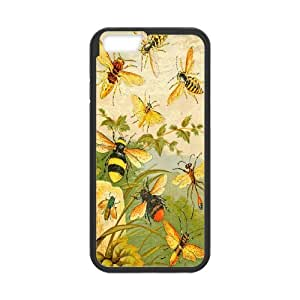 CHENGUOHONG Phone CaseHoney Bee Art Design For Apple Iphone 6 Plus 5.5 inch screen Cases -PATTERN-15