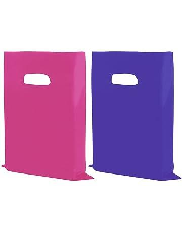"Houseables Merchandise Bags, Retail Shopping Goodie Bag, Plastic, 16"" x 18"" be9cc6819a"