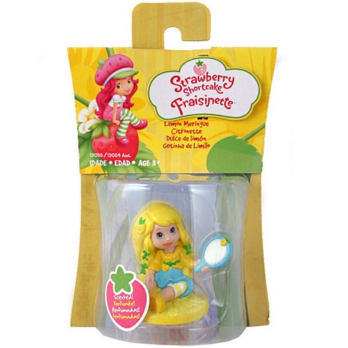 Strawberry Shortcake Hasbro Basic Figure Lemon - Shortcake Figure Basic Strawberry