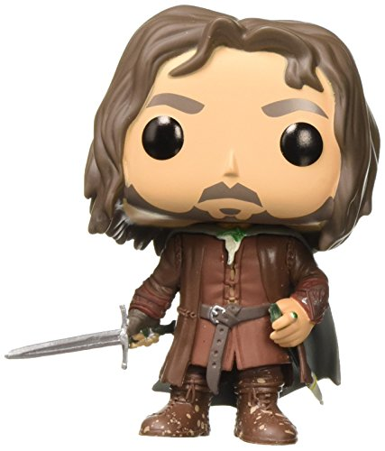 (Funko POP! Movies: Lord of The Rings/Hobbit - Aragorn Collectible Figure)