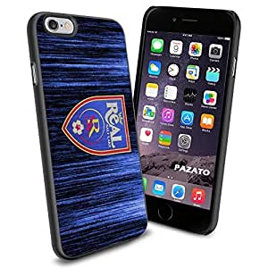 Soccer MLS REAL SALT LAKE SOCCER CLUB FOOTBALL FC, Cool iphone 4 4s Smartphone Case Cover Collector iPhone TPU Rubber Case Black