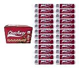 ChapAway Cherry Lip Balm Extra Moisturizing Vitamin E & Almond Oil 16x24Pk