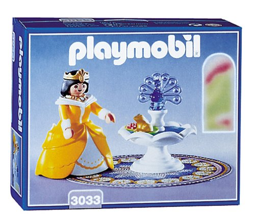Playmobil 3033 Princess & Magic Fountain