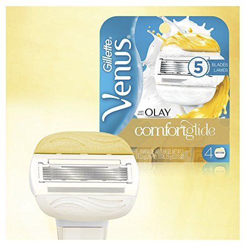 Review Gillette Venus & Olay