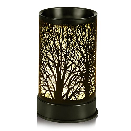 Aroma Scent (Electric Oil Warmer Fragrance Lamp Scent Oil Warmers Aroma Warmer Air Freshener Aromatherapy Accessory)