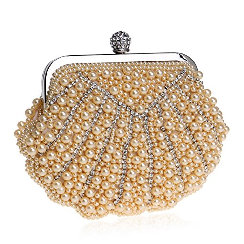 For And Champagne Party Purse Clutch Rhinestone Evening Bag Women Wedding Rhinestone Womens Ywqap1x
