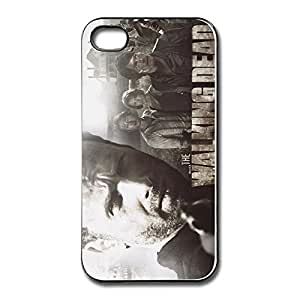 Nice Custom Hard Shell IPhone 4 4s Cases - Walking Dead Rick Others