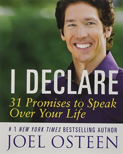 I Declare: 31 Promises to Speak Over Your Life Running Press® Miniature EditionTM (Miniature Editions) from Running Press Book Publishers