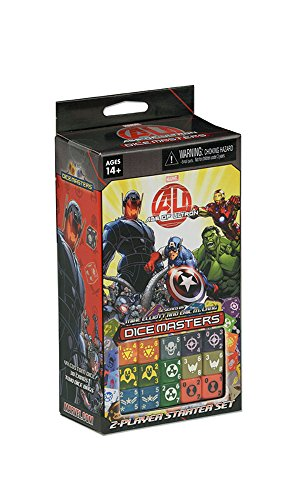 WizKids Marvel Dice Masters: Age of Ultron Dice Building Game from WizKids