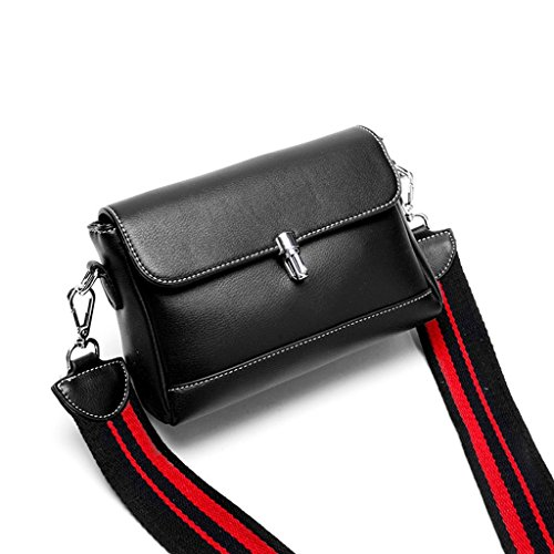 Mano Genuino hombro RFID Genuina trabajo Sucastle 2 Mujer a para viaje Capacidad bolsos de Gran Hecho Bloqueo Ideal y Cuero 5 8tnXnqOw