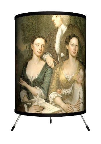 Lamp-In-A-Box TRI-ART-JSBER Art - John Simbert