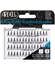 Ardell Double Individuals Long, het origineel (Knot Free) zwart, per stuk verpakt (1 x 56 stuks)