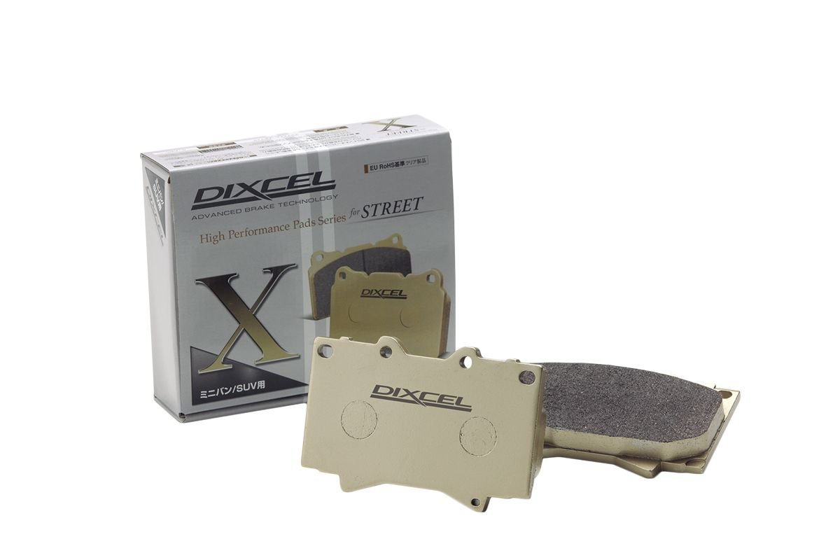 DIXCEL (ディクセル) ブレーキパッド【X type】(リア用) FORD MONDEO X-1050853 B008B3V3JU FORD MONDEO|X-1050853  FORD MONDEO