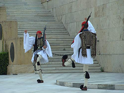 Greece Athens and the Islands - To the Rhythm of Bouzoukis